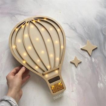 Воздушный шар Boho - фото 4512