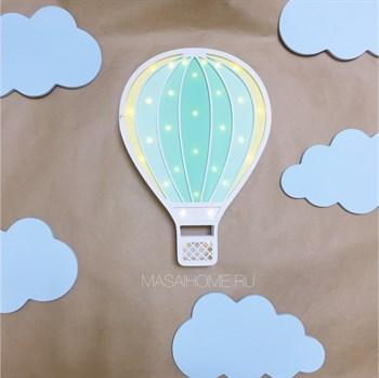 """Набор """"Воздушный шар в облаках"""" - фото 4519"""