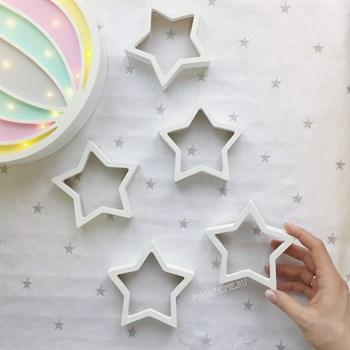 Декор воздушная звезда - фото 4525