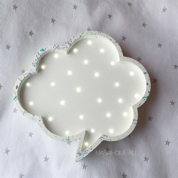 """светодиодный ночник """"Облако для мыслей"""" - фото 4547"""