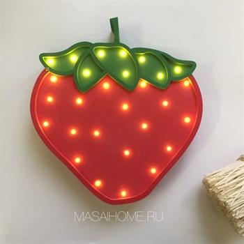 """Ночник детский """"Ягодка"""" Masaihome - фото 4558"""
