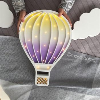 """Детский ночник """"Воздушный шар"""" Masaihome - фото 4588"""