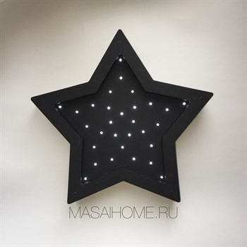 Звезда black - фото 4652
