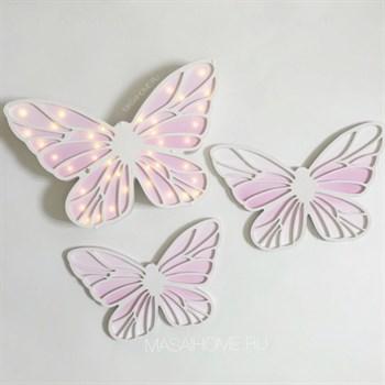 """Ночник и декор """"Бабочки"""" - фото 4656"""