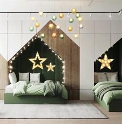 Набор SUPER STAR деревянные - фото 4682