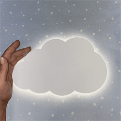 "Ночник ""Облако с бэклайт подсветкой"" - фото 4692"