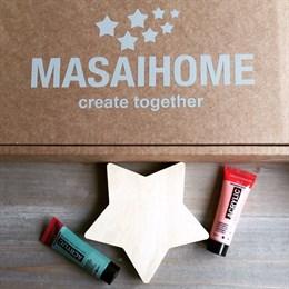 """Набор для самостоятельной сборки ночника  """"MASAIHOME create together"""""""
