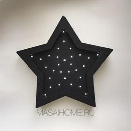 Звезда black