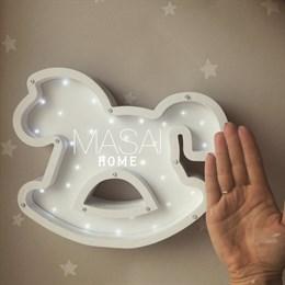 """Детский светильник """"Лошадка"""" Masaihome"""