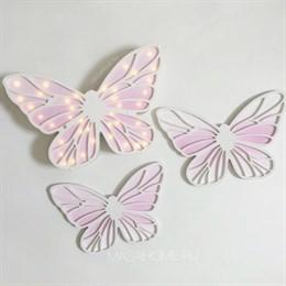 "Ночник и декор ""Бабочки"""