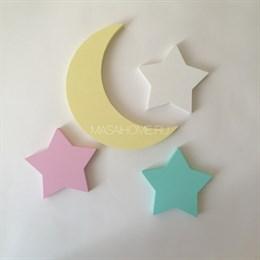 Декор Moon & stars