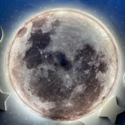 """Светильник """"Full moon"""" - полная подсветка"""