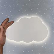 """Ночник """"Облако с бэклайт подсветкой"""""""